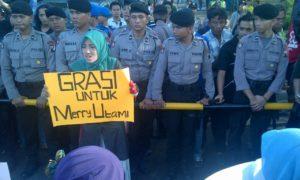 4 Dieksekusi, 10 Terpidana Batal - Foto Nino/Foto Moebi/Nusantaranews