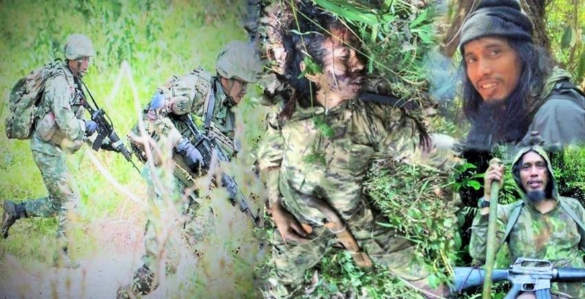 515 Raider Kostrad Unjuk Gigi, Santoso Ditembak Mati/Ilustrasi Nusantaranews