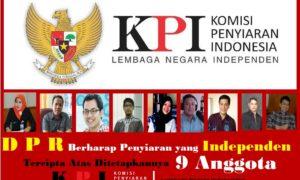 9 Anggota KPI Ditetapkan oleh DPR/Ilustrasi SelArt/Nusantaranews