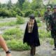 Umi Delima saat disergap Tim Alfa 17 Yonif 303 Kostrad/Foto Nusantaranews