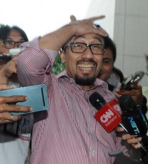 Anggota Komisi V DPR RI dari PAN, Andi Taufan Tiro