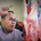 Anggota Komisi IV DPR RI Akmal Pasluddin Minta Pemerintah Kontrol harga daging/Foto Nusantaranews