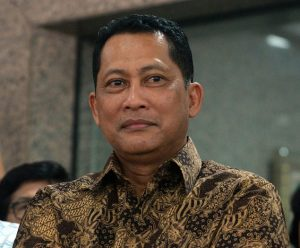 epala Badan Narkotika Nasional Komjen Budi Waseso/Foto: Terbit/ Susanto.