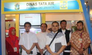 Dinas Tata Air DKI Jakarta/Ilustrasi nusantaranews/Foto novarhudin