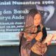 Dokumentasi Nur Baca Puisi di Panggung/Foto Nusantaranews/Istimewa