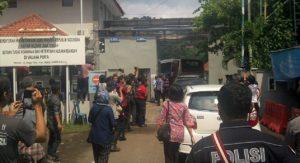 Suasana di Lapas Nusakambangan menjelang eksekusi terpidana mati/Foto: Nino Moebi/Nusantaranews