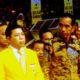 Joko Widodo dan Setya Novanto. (Foto: Dok. Nusantaranews)