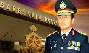Kabareskrim Komjen Pol. Ari Dono Sukmanto/Foto adaptasi Nusantaranews via mediabhayangkara