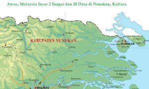 Kaltara Membara/Ilustrasi Nusantaranews