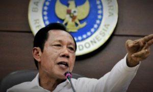 Kepala Badan Intelijen Negara (BIN) Sutiyoso/Foto Nusantaranews via bbc