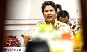 Ketua Komisi Nasional Hak Asasi Manusia (Komnas HAM) M Imdadun Rahmat/Foto Nusantaranews