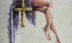 Ilustrasi Sebuah Lukisan Karya Christina Fornarelli/Sumber arts, artist, artwork