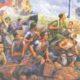 Ilustrasi Perjuangan 10 Nopember 1945 /Lukisan Karya M.Sochieb