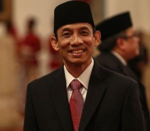Menteri ESDM Arcandra Tahar/Liputan6/Faizal Fanani