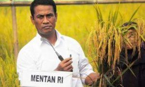 Menteri Pertanian, Amran Sulaiman/Foto Nusnataranews