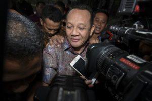 Sekretaris Mahkamah Agung (MA) Nurhadi/Foto via Antara