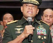 Panglima TNI Gatot Nurmantyo/Foto: dok. Puspen TNI