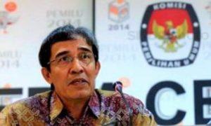 Pelaksana Tugas Ketua Komisi Pemilihan Umum (KPU) Hadar Nafis Gumay/Foto Nusantaranews
