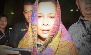 Pengacara Berthanatalia Ruruk Kariman/Foto Nusantaranews via forum keadilan