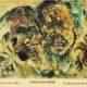 Potret Diri dan Topeng (1963) Lukisan karya Affandi/Ilustrasi