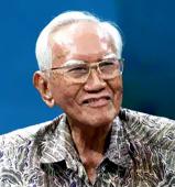 Penulis: Letnan Jenderal TNI (Purn) Sayidiman Suryohadiprodjo, juga mantan Gubernur Lemhanas