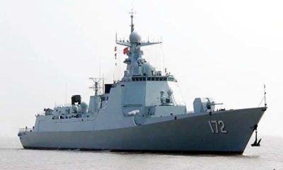 Melihat Kemampuan Kapal Perusak Tipe 052D Cina