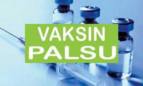 Ilustrasi: Vaksin Palsu