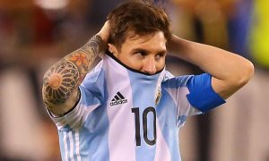 Lionel Messi/Getty