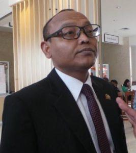 Ketua Tim Penjaringan Cagub DKI dari Partai Gerindra, Syarif/Foto via Kompas