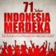 71 Tahun Indonesia Merdeka/Ilustrasi nusantaranews