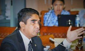 Anggota Komisi VI DPR RI, Mustafa Asegaf/Foto Nusantaranews