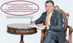 Anggota Komisi VII DPR RI Mukhtar Tompo/Ilustrasi Foto nusantaranews