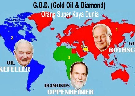 Dinasti Rockefeller Siap Berinvestasi Ke Energi Terbarukan