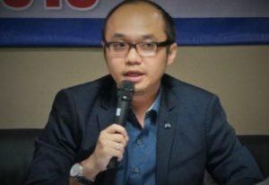 Direktur Eksekutif Charta Politika Indonesia Yunarto Wijaya/Foto nusantaranews via kompas