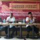 "Diskusi ""Ancaman Pembangunan dan Peningkatan Kesejahteraan Rakyat Papua Bagian Dari NKRI""/Foto nusantaranews"