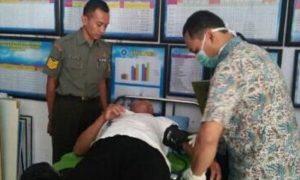 Sambut HUT RI Ke 71, Koramil Jajaran Kodim 0824 Jember Adakan Bakti Sosial/Foto nusantaranews (Istimewa)
