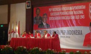 KLB PKPI 2016 di Hotel Millenium, Jakarta, Sabtu malam (27/8/20016)/Foto Nusantaranews/AHB