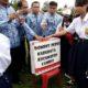 Donasi Masyarakat Mewarnai Peringatan Detik-Detik Proklamasi di Tapal Batas/Foto nusantaranews (Santry)