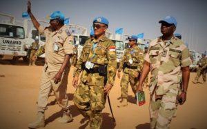 Indonesian Battalion (Indobatt-02), di Markas Indobatt-02, Supercamp, El-Geneina, Darfur Barat, Sudan/Foto nusantaranews via garudamiliter