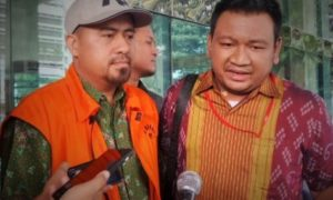 KPK Minta Hakim Tolak Praperadilan Kakak Pedangdut Saipul Jamil/Foto nusantaranews