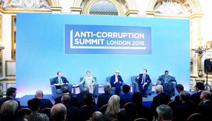 KTT Anti Korupsi Pertama Sedunia di London