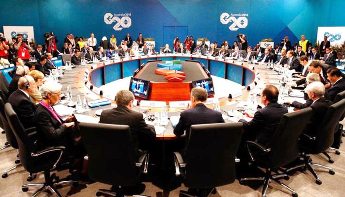 KTT G-20 Brisbane