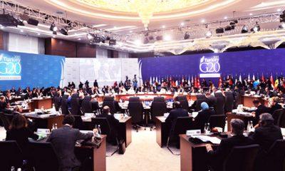 KTT G-20 Turki