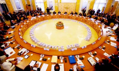 KTT G20 Saint Petersburg