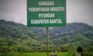 Kawasan Industri Piyungan/foto nusantaranews (istimewa)