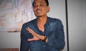 Kepala Departemen Kajian, Pembelaan dan Hukum Wahana Lingkungan Hidup Indonesia (Walhi), Zenzi Suhadi/Foto nusantaranews (Istimewa)