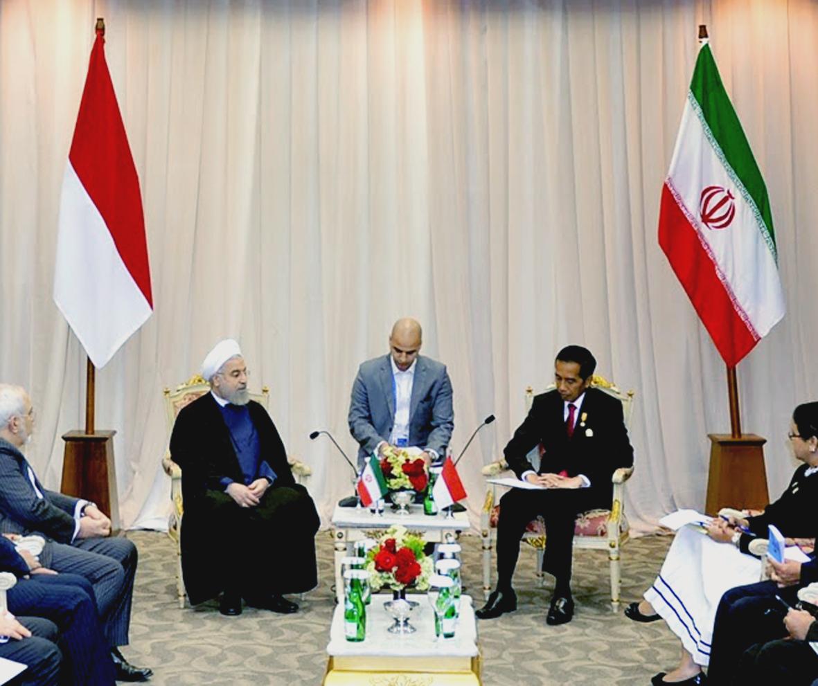 Peningkatan Kerjasama Strategis Indonesia-Iran