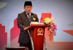 Ketua DPR RI Ade Komarudin Sambut ICAPP 2016 /Foto nusantaranews dok. lihatkepri.com