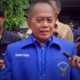 Ketua Harian Demokrat Syarif Hasan/Foto nusantaranews via kompas