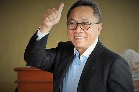 Ketua MPR Zulkifli Hasan/Foto nusantaranew via pojoksatu